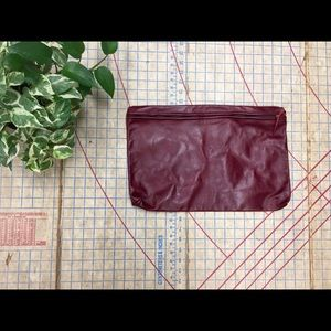 Handbags - Leather envelope bag